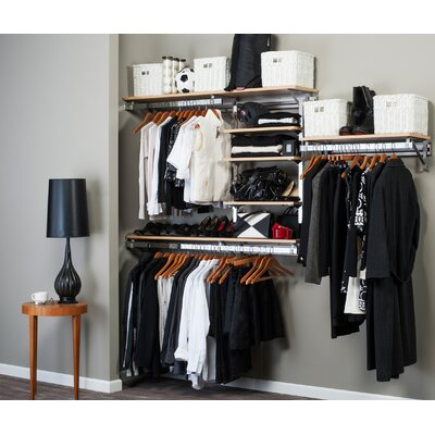 "Arrange a Space 11.75"" Deep Best Closet System Product Photo"