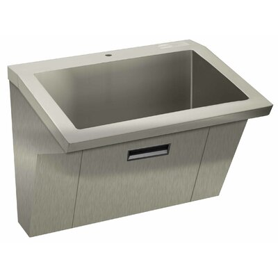 Single Fabricated Bowl 1 Compartment Scullery Sink Wayfair Supply