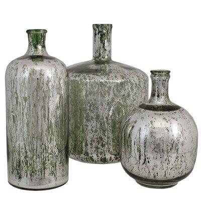 Crestlin 3 Piece Vase Set by Selectives