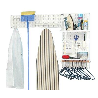 Wall Control Storage & Organization Laundry Room Organizer
