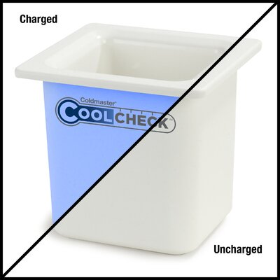 Coldmaster® Cool Check Food Pan by Carlisle Food Service Products