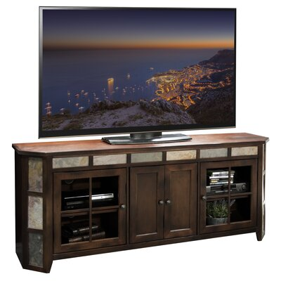 Fire Creek Angled TV Stand by Legends Furniture