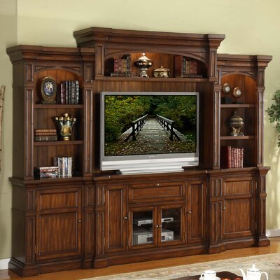 Berkshire Entertainment Center by Legends Furniture