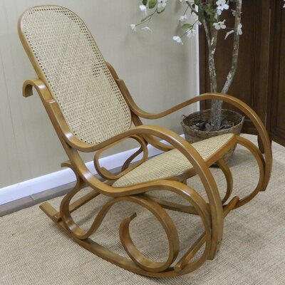 Victoria Bentwood Rocking Chair by Carolina Cottage
