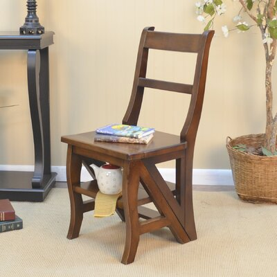 Franklin Library Ladder Chair by Carolina Cottage