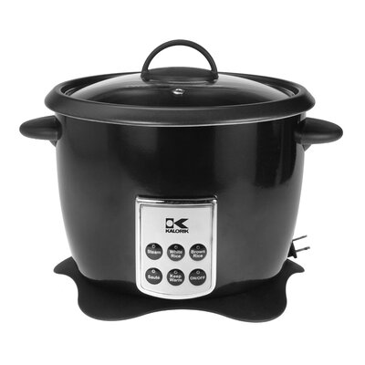 2.5 Qt. Multifunction Digital Rice Cooker by Kalorik