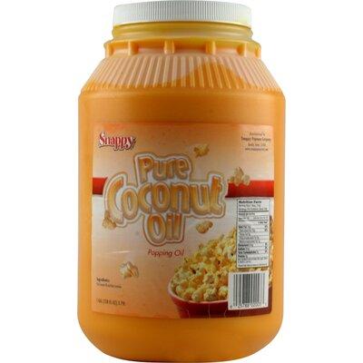 Snappy Popcorn 1 Gallon Coconut Oil