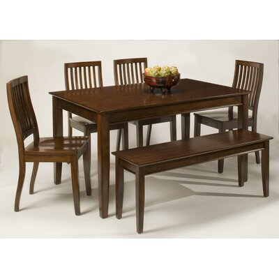 Homestead Dining Table by Whalen Furniture