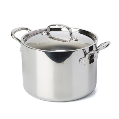 Barcelona 8-qt. Stock Pot with Lid by GreenPan