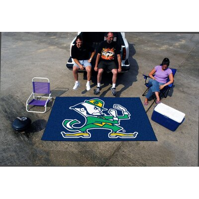 Collegiate Notre Dame Fighting Irish Doormat by FANMATS