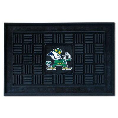 Collegiate Notre Dame Medallion Doormat by FANMATS