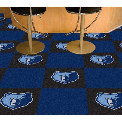 """FANMATS NBA Team 18"""" x 18"""" Carpet Tile"""