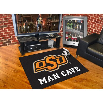Oklahoma State University Crib Bedding