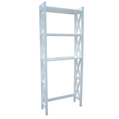 Bathroom Space Saver Free Standing Cabinet by Jenlea