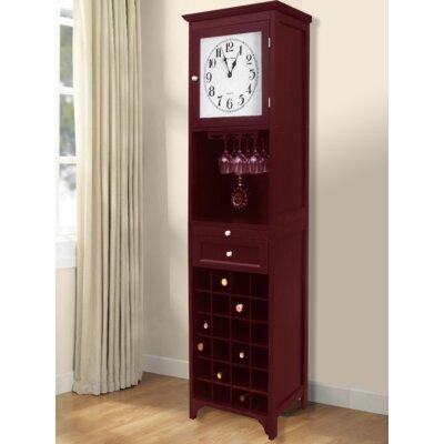 24 Bottle Wine Cabinet by Jenlea