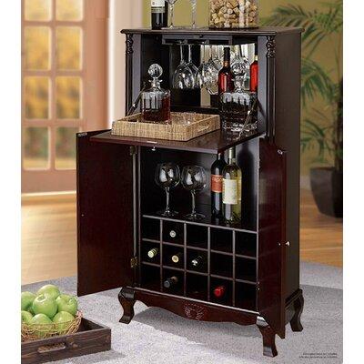 15 Bottle Wine Cabinet by Jenlea
