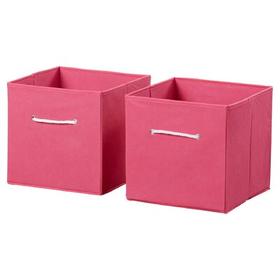 Folding Toy Storage Bins by RiverRidge Kids
