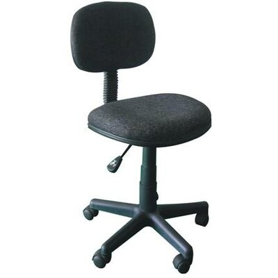 Hodedah Adjustable Low-Back Office Chair