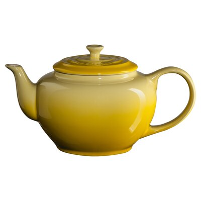 Le Creuset Stoneware Teapot with Infuser