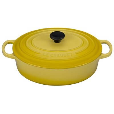 3.5-qt Oval French Oven by Le Creuset