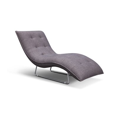 Jerry Chaise Lounge by Whiteline Imports