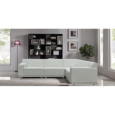Parker Sectional by Whiteline Imports