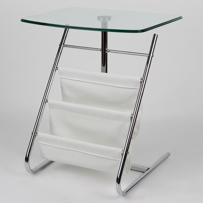 Bob Side Table by Whiteline Imports