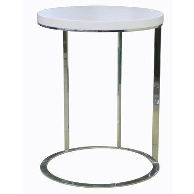 Julia Side Table by Whiteline Imports