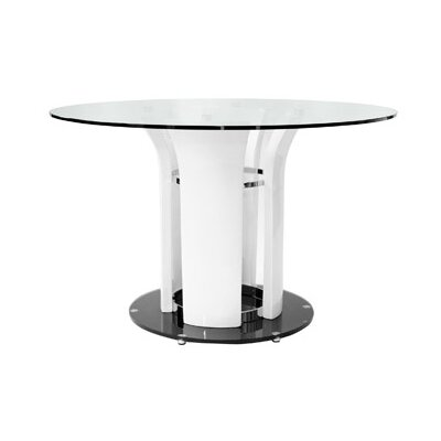 Lola Dining Table by Whiteline Imports