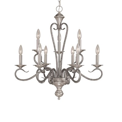Devonshire 9 Light Chandelier Product Photo