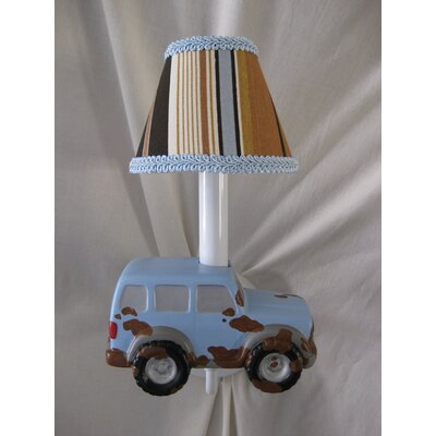 Silly Bear Lighting Gone Muddin' Wall Sconce