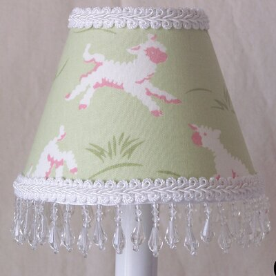 Mary's Little Lamb Table Lamp Shade by Silly Bear