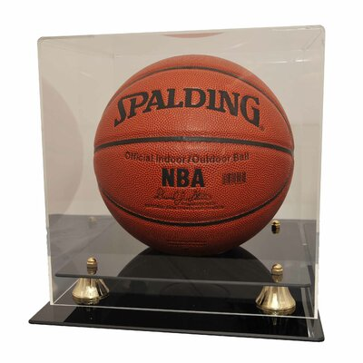 Caseworks International Coach's Choice Basketball Display Case