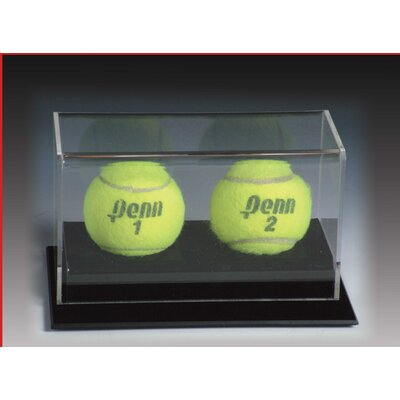 Caseworks International Double Tennis Ball Display Case