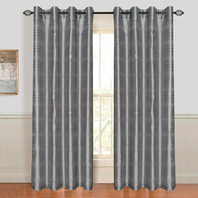 Maggie Grommet Single Curtain Panel Product Photo
