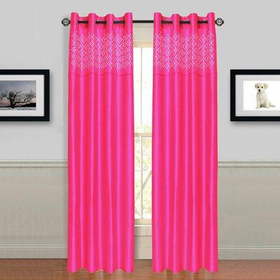 Alla Grommet Single Curtain Panel Product Photo