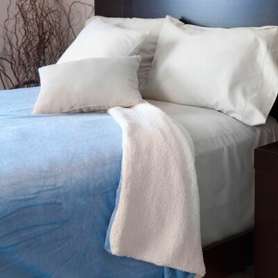 Lavish Home Super Soft Fleece Blanket