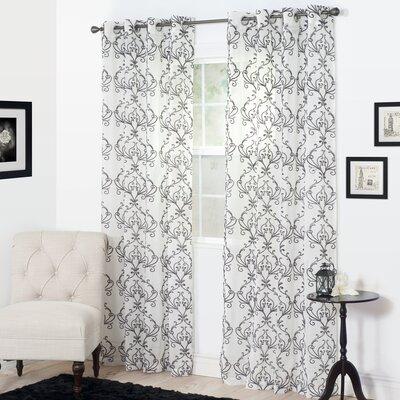 Valencia Single Curtain Panel Product Photo