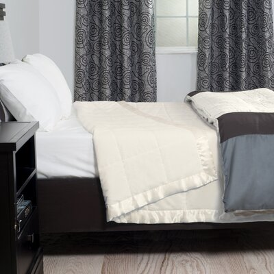 Down Alternative Microfiber Blanket by Lavish Home