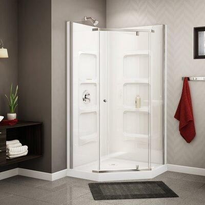 Nevada Neo-Angle Corner Shower Set Product Photo