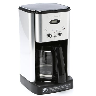 3 Qt. Brew Central Programmable Coffee Maker by Cuisinart