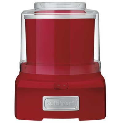 Cuisinart 1.5 Qt. Frozen Yogurt, Ice Cream & Sorbet Maker