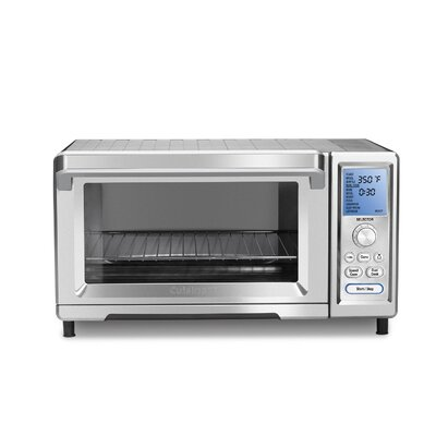 0.95-Cubic Foot Chef's Convection Toaster Oven by Cuisinart