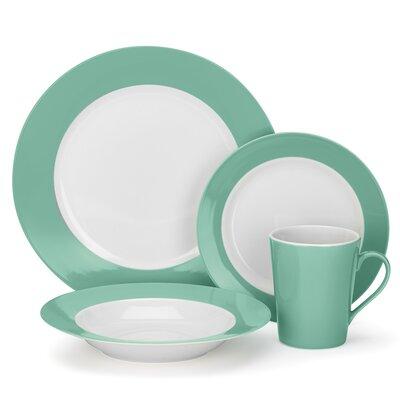 Laurielle 16 Piece Dinnerware Set by Cuisinart