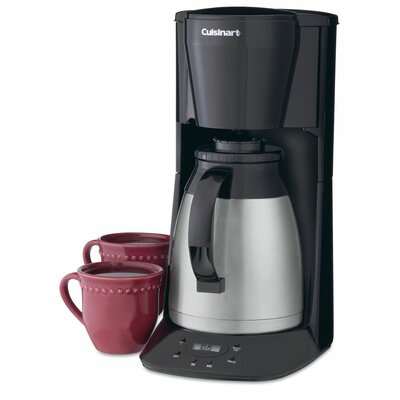 Cuisinart Programmable Thermal Coffee Maker