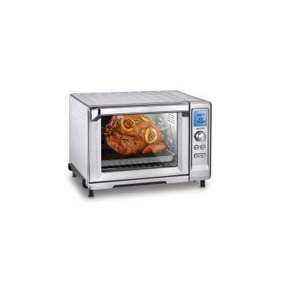 Rotisserie 8-Cubic Foot Convection Toaster Oven by Cuisinart