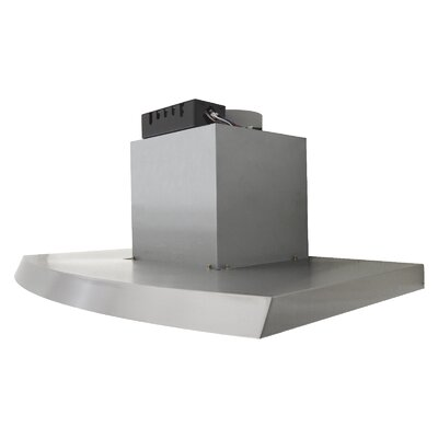 "Premium 29.75"" 280 - 680 CFM Under Cabinet Range Hood Product Photo"
