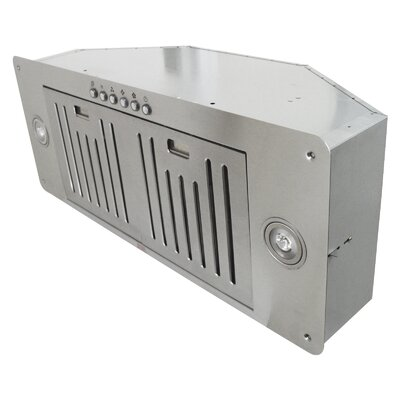 "Brillia 30"" 300 - 750 CFM Under Cabinet Range Hood Product Photo"
