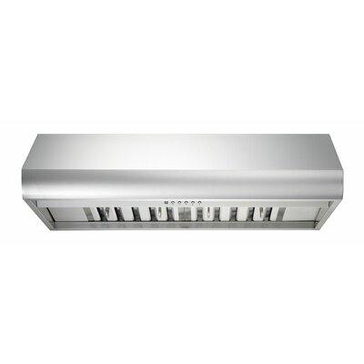 "Premium 29.75"" 300 - 760 CFM Under Cabinet Range Hood Product Photo"