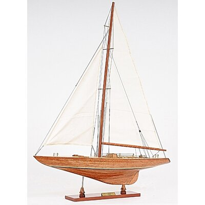 Old Modern Handicrafts Columbia Model Boat